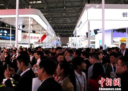 第72届中国国际医疗器械(秋季)博览会开幕