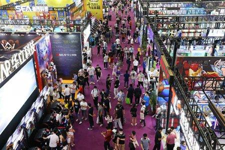 2022第三届亚洲旅游景区装备博览会往届图集