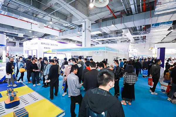 2022上海国际智慧物流装备与综合解决方案展往届图集